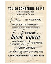 You Do Something To Me 11x17 Poster front