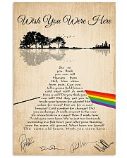 Wish You Were Here 11x17 Poster front