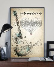 You Do Something To Me 11x17 Poster lifestyle-poster-2