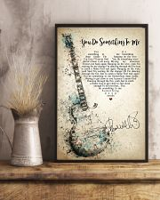 You Do Something To Me 11x17 Poster lifestyle-poster-3