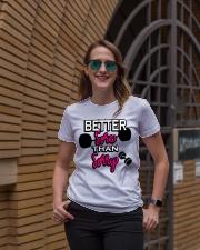 Better Sore than Sorry Premium Womens Tee Premium Fit Ladies Tee lifestyle-women-crewneck-front-2