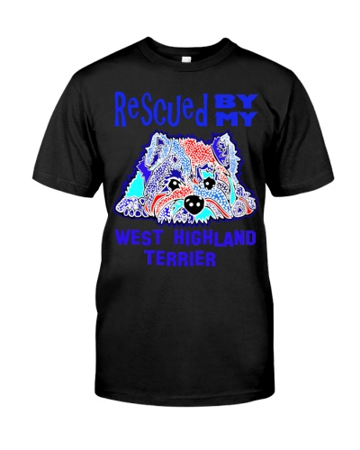 Rescued By My West Highland Terrier Terriers Jacki