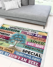 zxcvbnm Woven Rug - 6' x 4' aos-woven-rugs-6x4-lifestyle-front-01