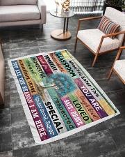 zxcvbnm Woven Rug - 6' x 4' aos-woven-rugs-6x4-lifestyle-front-03