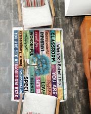 zxcvbnm Woven Rug - 6' x 4' aos-woven-rugs-6x4-lifestyle-front-04