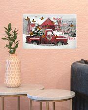Butterfly My Mind Still Talks PM4532 17x11 Poster poster-landscape-17x11-lifestyle-21
