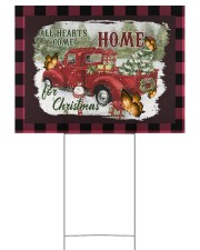 Butterfly All Hearts Come Home PM4996 24x18 Yard Sign thumbnail