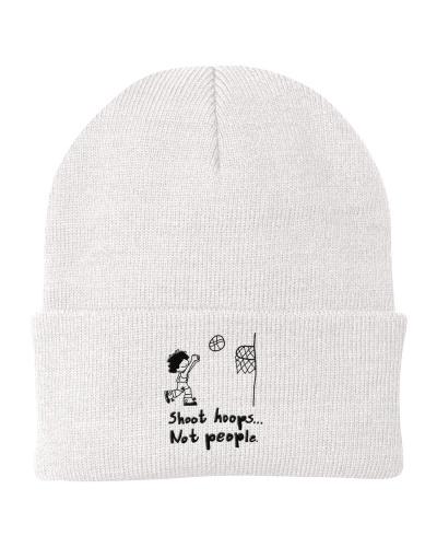 Shoot Hoops Not People Tshirt Hoodie Sweatshirt
