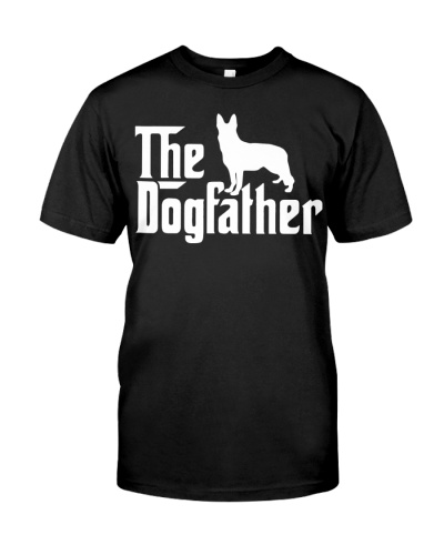 The Dogfather German Shepherd