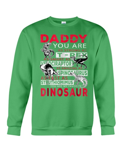 Daddy You Are As Strong As T-Rex