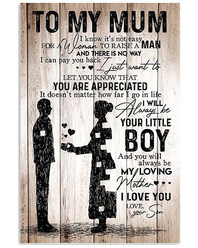To My Mum Boy