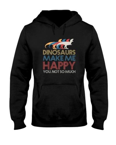 Dinosaur make me happy