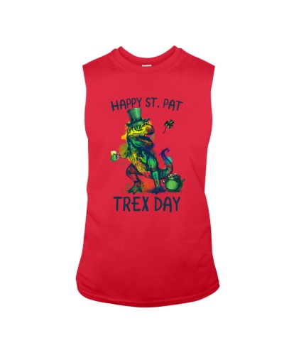 Happy St Pat Trex Day