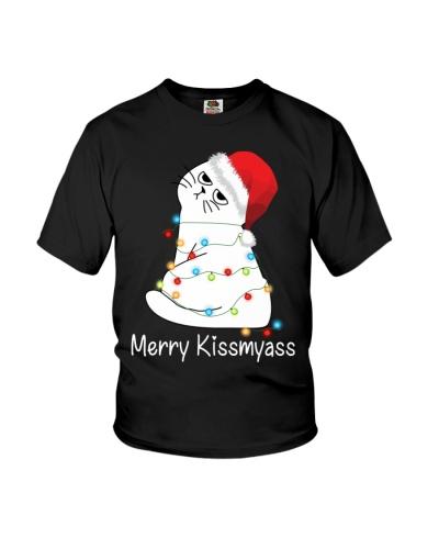 Cat Merry Kissmyass
