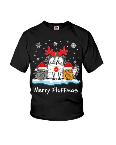 Cats Merry FLuffmass