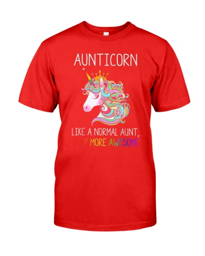 Aunticorn Like A Normal Aunt Only More Awesome