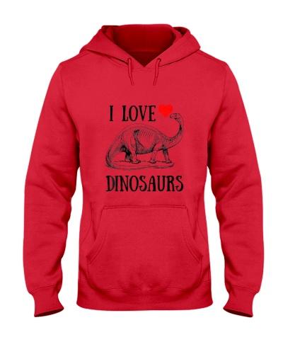 I Love Dinosaur