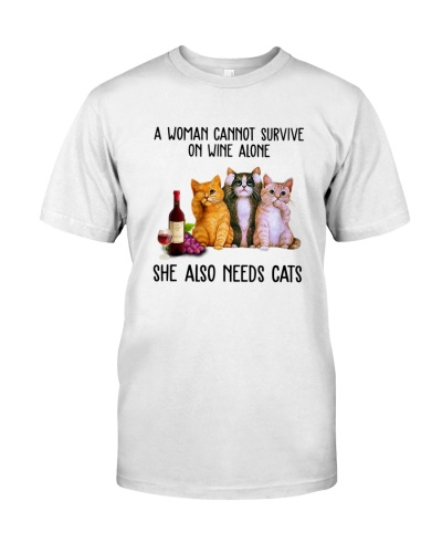 Cat Woman Cannot Survive She Also Needs Cats