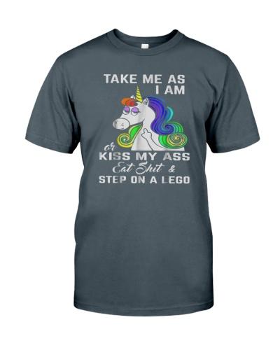 Take Me As I Am Unicorn