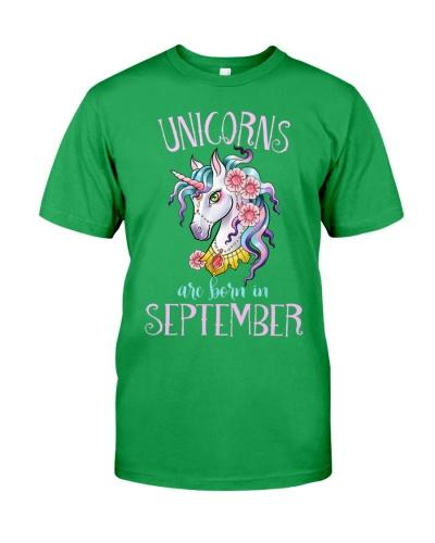 Unicorn Are Born In September