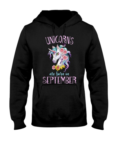 Unicorn Are Born In September