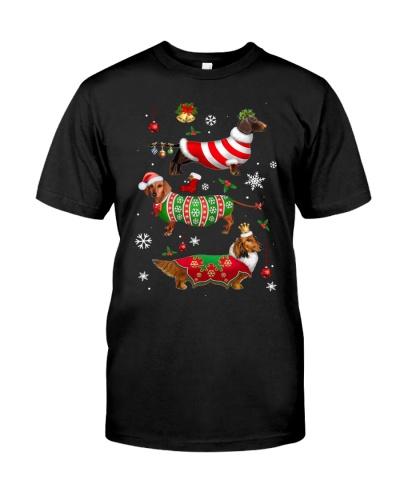 Funny Dog Christmas