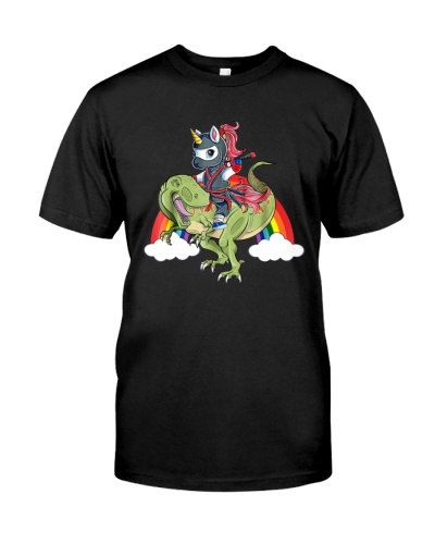 Unicorn Ride Dinosaur