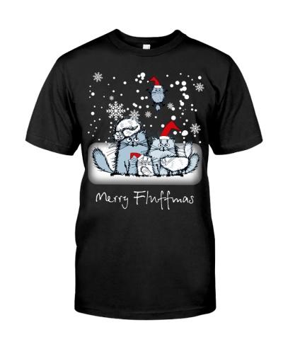 Cat Merry Fluffmas