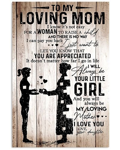 To My Loving Mom