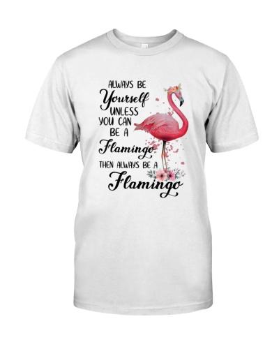 Then Always Be Flamingos as