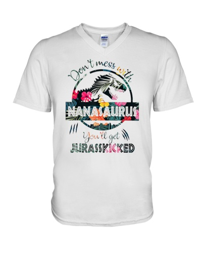 Don't Mess With Nanasaurus You'll Get Jurasskicked