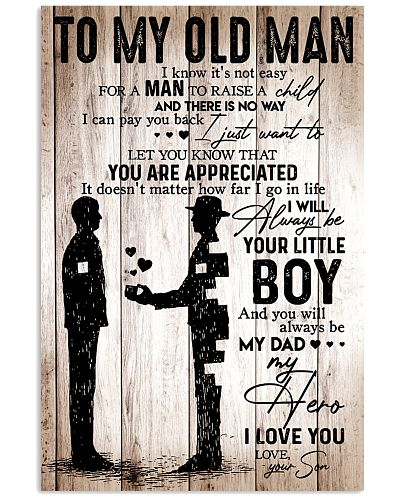 To My Old Man