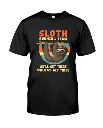 Sloth Running Tem 1