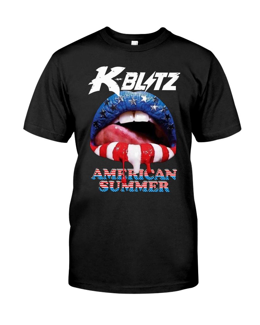 K Blitz Summer Tee Classic T-Shirt