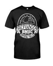 Refugees BMX Tee Classic T-Shirt front