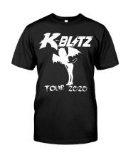 K Blitz 2020 Tour Shirt Classic T-Shirt front