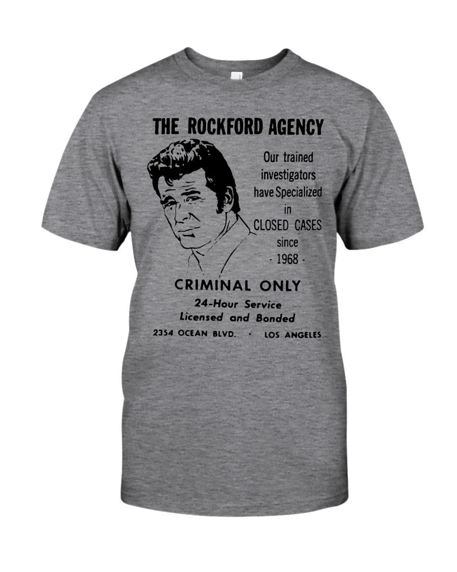 Rockford Agency Tee Classic T-Shirt