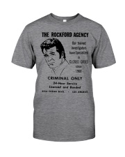 Rockford Agency Tee Classic T-Shirt front