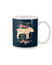 Just A Girl Who Loves Pigs Mug thumbnail