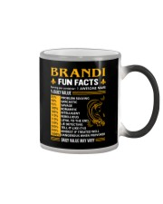 Brandi Fun Facts Color Changing Mug thumbnail