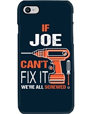 If Joe Cant Fix It - We Are All Screwed Phone Case thumbnail