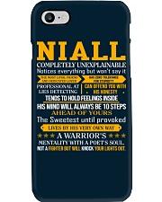 Niall - Completely Unexplainable Phone Case thumbnail