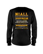Niall - Completely Unexplainable Long Sleeve Tee thumbnail