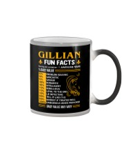 Gillian Fun Facts Color Changing Mug thumbnail