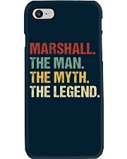 THE LEGEND - Marshall Phone Case thumbnail