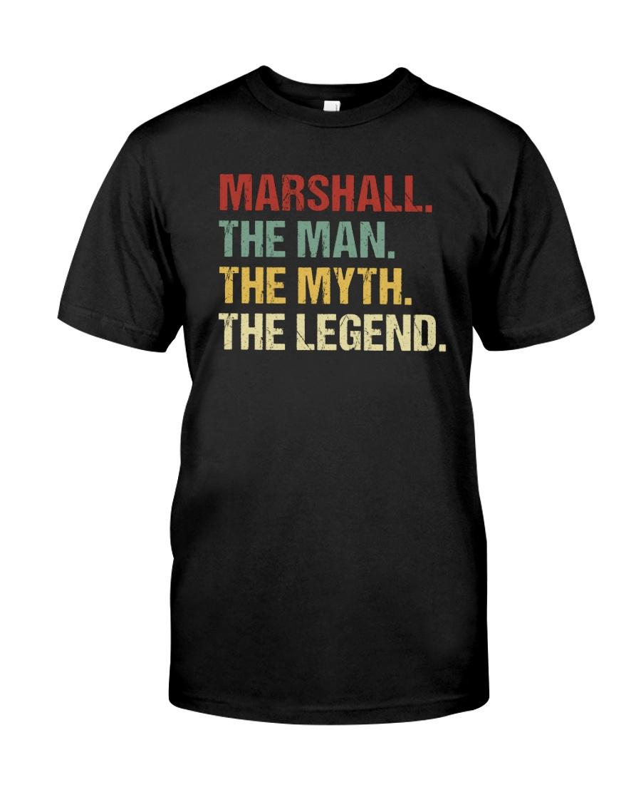 THE LEGEND - Marshall Classic T-Shirt