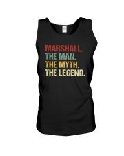 THE LEGEND - Marshall Unisex Tank thumbnail