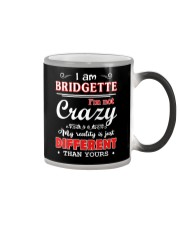 Bridgette-My reality is just different than yours Color Changing Mug thumbnail