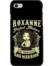PRINCESS AND WARRIOR - ROXANNE Phone Case thumbnail