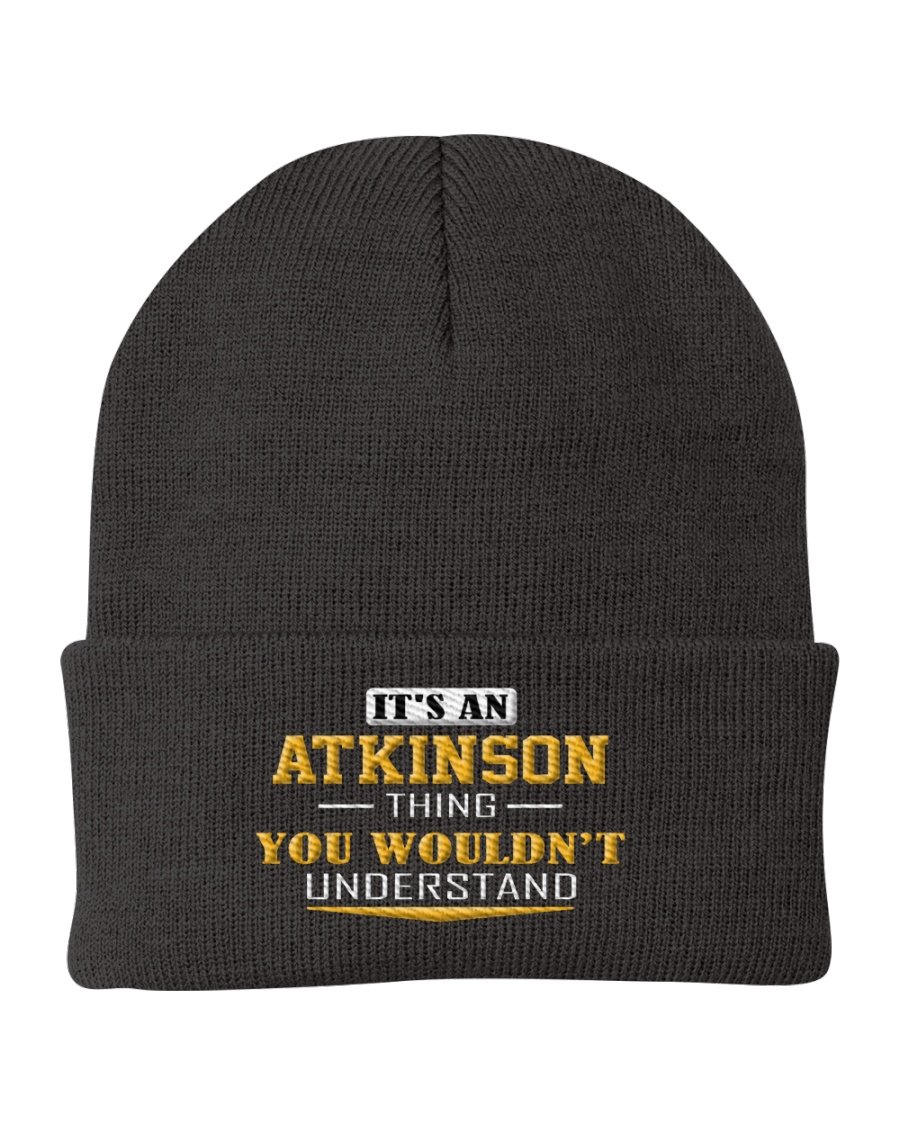 ATKINSON - Thing You Wouldnt Understand Knit Beanie